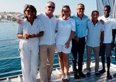 Roland Marina | Your yacht brokerage in Malta