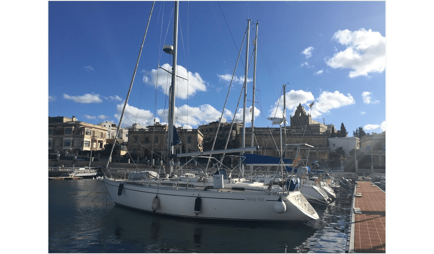 Marine Project MOODY 425 Roland Marina | The Best yacht brokerage in Malta
