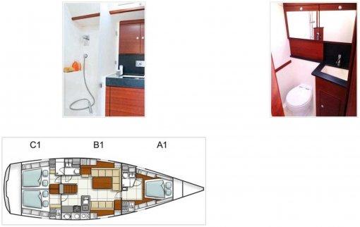 Hanse 470 Roland Marina   The Best yacht brokerage in Malta