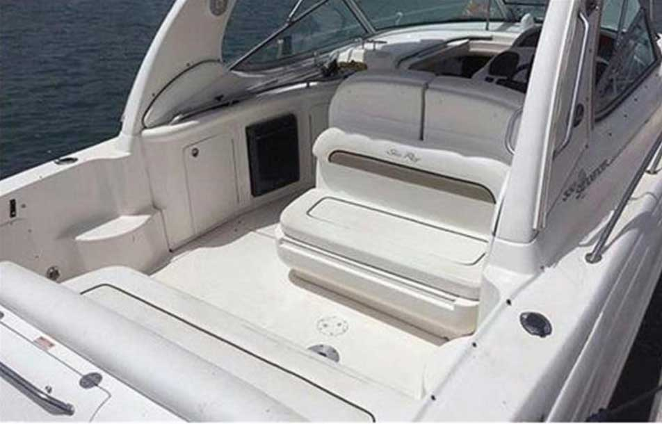 Sea Ray Boats Sea Ray Sundancer 335
