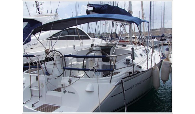 Jeanneau Sun Odyssey 40 Roland Marina