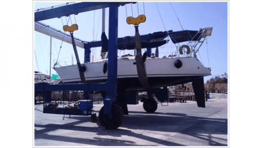 Beneteau FIRST 38S5 for sale with Roland Marina 00