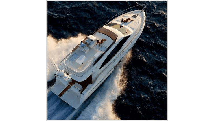 Yacht Ferretti 530 for sale with Roland Marina Malta 02