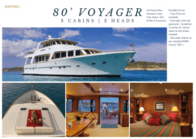 80 Voyager