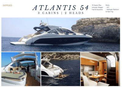 Atlantis 54