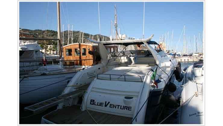 Sunseeker Camargue 55 at Roland Marina Malta